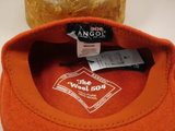 Kangol Wol 504 / fire opal_