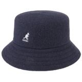 Kangol Wool Lahinch Bucket NAVY_