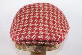 Kangol Seamless Wool 507 Square Red Velvet_