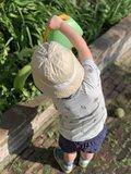 Kinder vissershoed NATUREL _