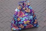 African Wax tas / shopper bag ROSES_
