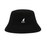 Kangol Wool Lahinch Bucket BLACK_