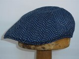 Portaluri ivy pet 'Six' blauw visgraat_