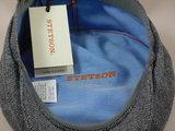 Stetson 'Hatteras' Silk / 332 Blauwgrijs_