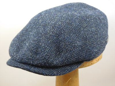 Stetson 'Driver' Tweed / Navy