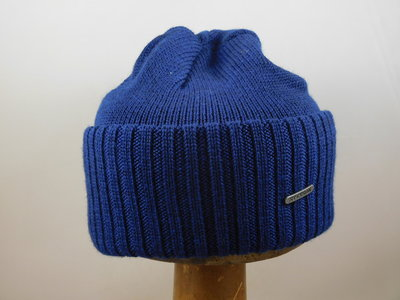 Stetson Merino 'Beanie Northport' nachtblauw