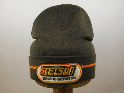 Stetson Beanie'Racing' / bruin