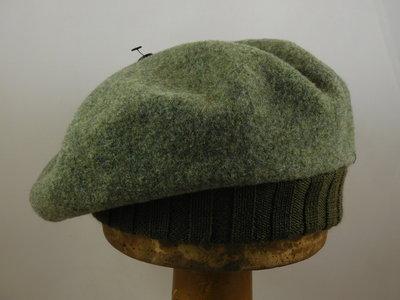 Seeberger baret met rand / khaki
