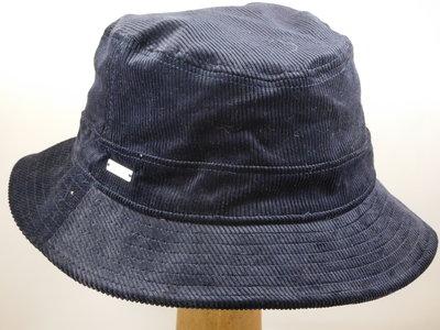 Seeberger bucket / zwart