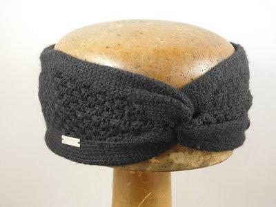 Seeberger hoofdband / Black