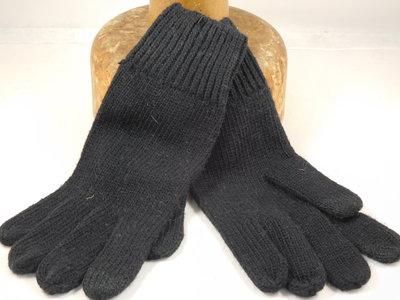 Seeberger handschoenen zwart