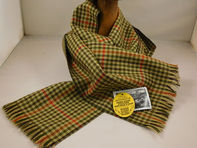 City Sport sjaal donegal / groen