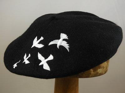 Bronte Alpino Birds / zwart
