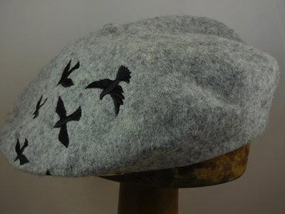 Bronte Alpino Birds / grijs
