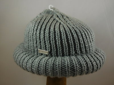 Kangol Roll up beanie grijs