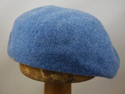 Seeberger toque baret / indigo
