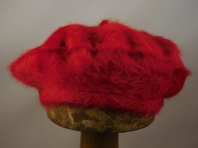 Seeberger Alpino Angora / ruby red