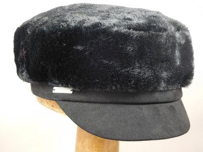 Seeberger Faux Fur Pet / black