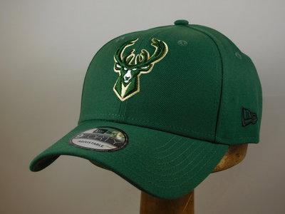 New Era baseballcap Milwaukee Bucks