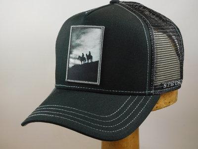 Stetson Truckercap black cowboy