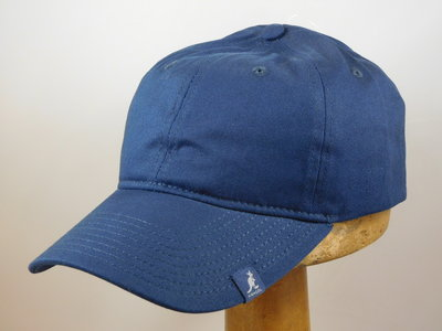 Kangol Baseballcap cotton / Navy