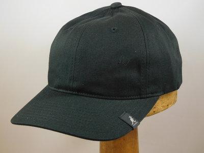 Kangol Baseballcap cotton / Zwart