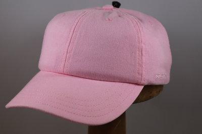 Stetson 'Rector' Cotton Baseballcap pink