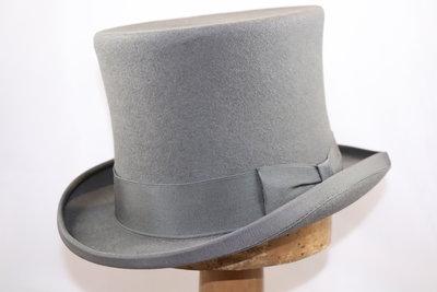 Baldini Hoge hoed Antraciet