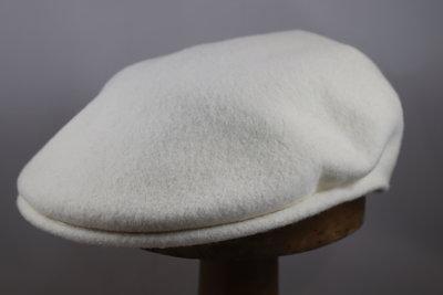 Kangol Wool 504 cap WHITE
