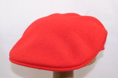 Kangol Wool 504 cap RED