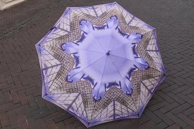 Ezpeleta Deluxe paraplu  URBAN LAVENDER