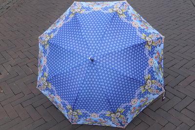 Catalina Estrada  paraplu  BLUE print