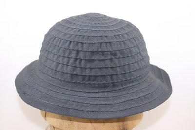 Kinder ribslint hoed NAVY