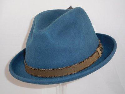 Hatland outdoorhoed 'pender' blauwgrijs