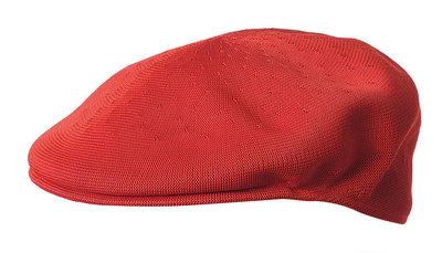 Kangol 504 tropic rood