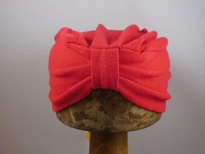 Parkhurst 'Turban' katoen rood