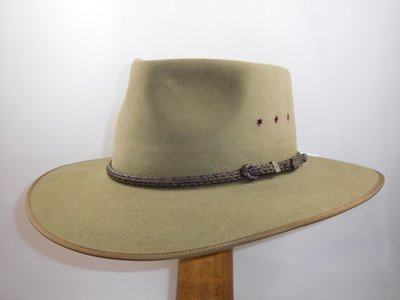Akubra Cattleman Sandstone Fawn