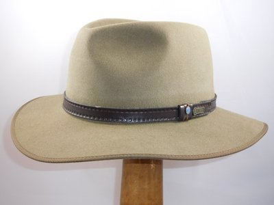 Akubra 'The Outback' Sandstone Fawn