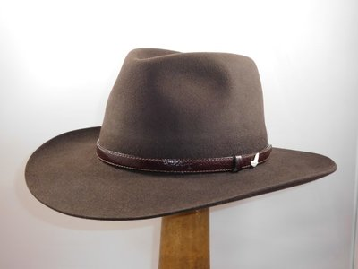 Akubra 'The Angler' Loden
