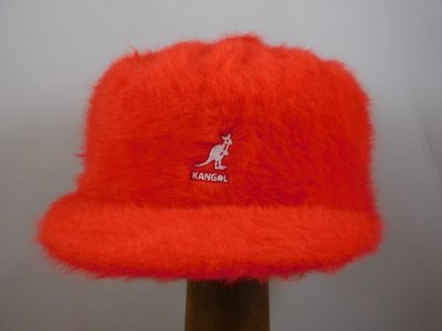Kangol baseball 'Furgora Links' rood