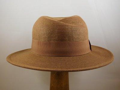 Bronte zomerhoed 'Paul' bruin