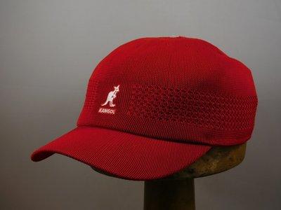 Kangol ventair 'Spacecap' rood
