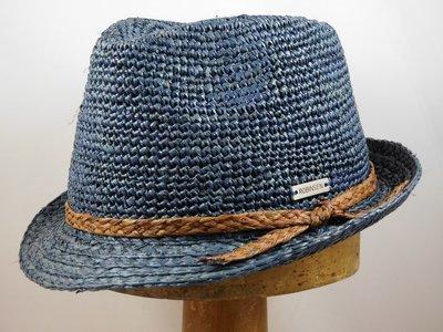 Robinsen 'Rombley' crochet blauw