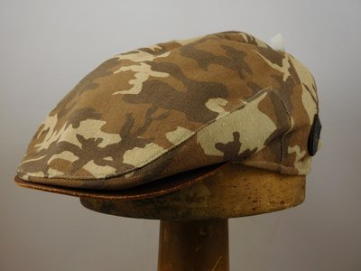 Alfonso D'Este ivy pet 'Csmo' camouflage tuigleder