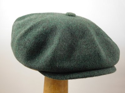 Kangol Wol 'Hawker' Groen