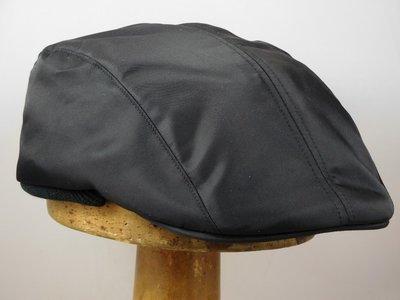 Kangol Pilotcap with cuff zwart
