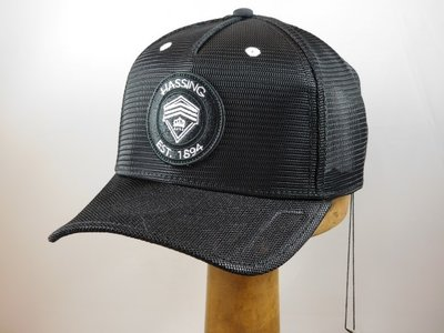 Hassing baseballcap 'New 2020' zwart
