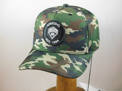 Hassing baseballcap 'New 2020' camo