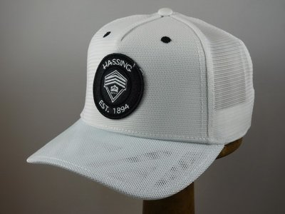 Hassing baseballcap 'New 2020' wit