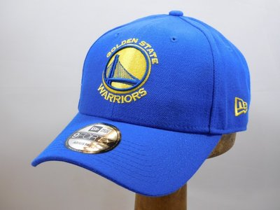 New Era baseballcap Golden State Warriors kobalt